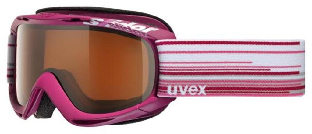 uvex-slider-Skibrille-Snowboardbrille-fuer-Ski-Snowboard-Helm-Goggle-Brille
