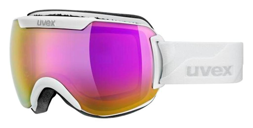 uvex goggles brille skibrille downhill 2000 white black. Black Bedroom Furniture Sets. Home Design Ideas