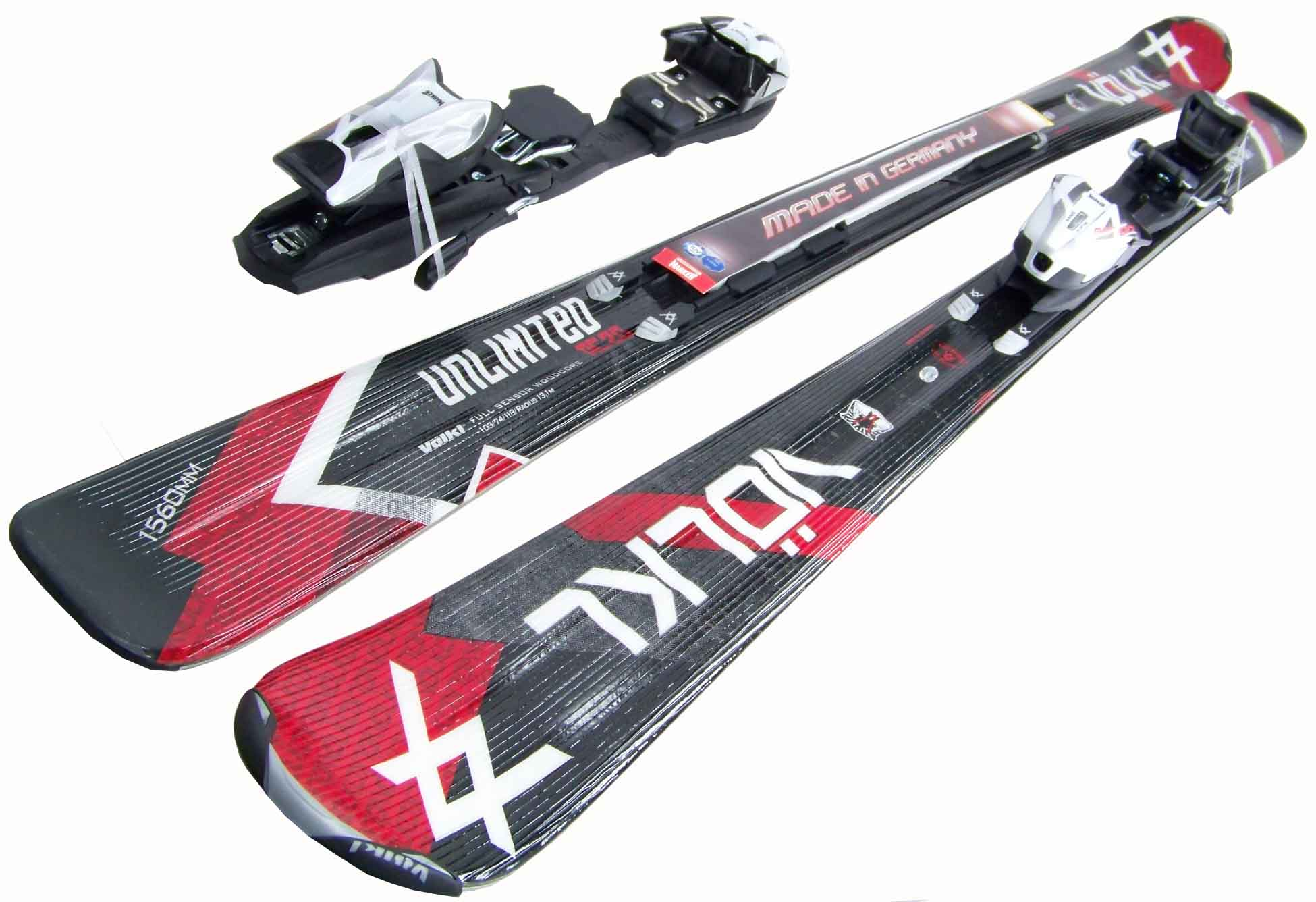 VÖlkl unlimited ac skiset allround carver alpin carving