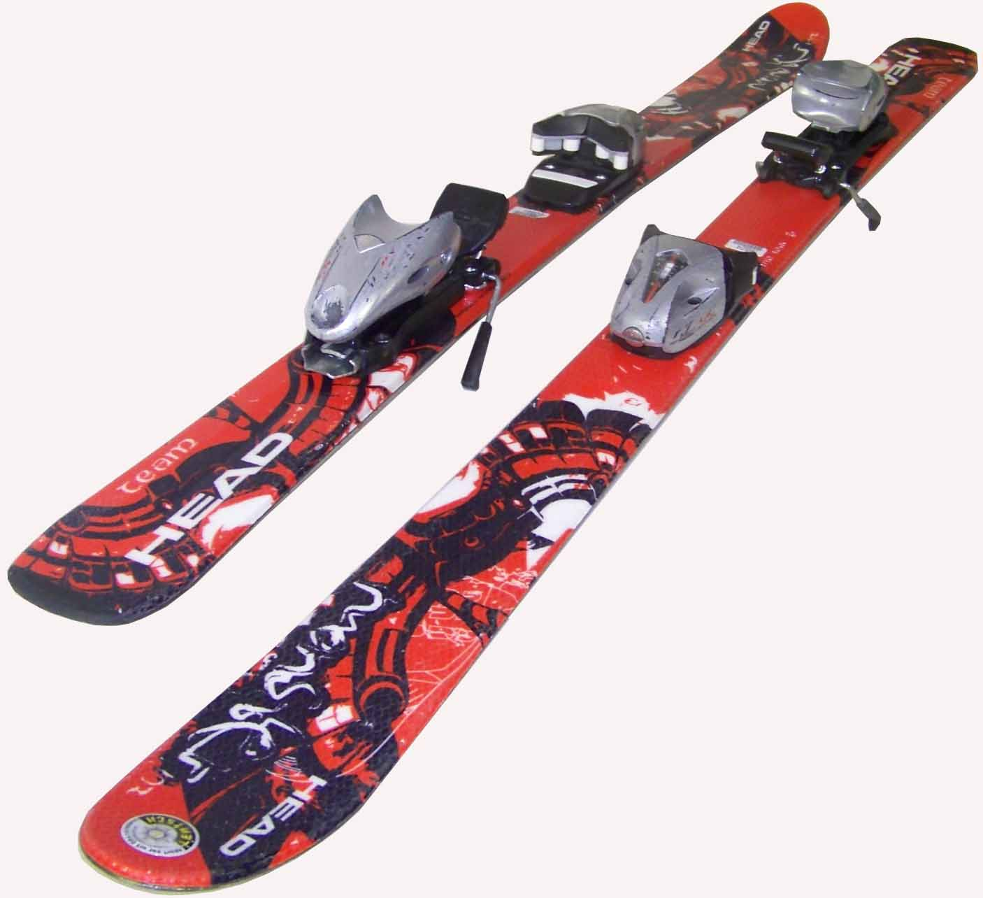 Head monster kinderski cm skiset ski carving