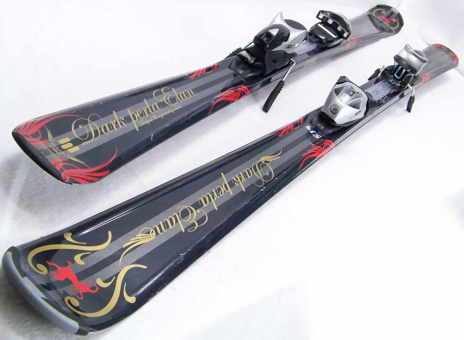 Elan black perla lady carver damen carvingski alpin ski