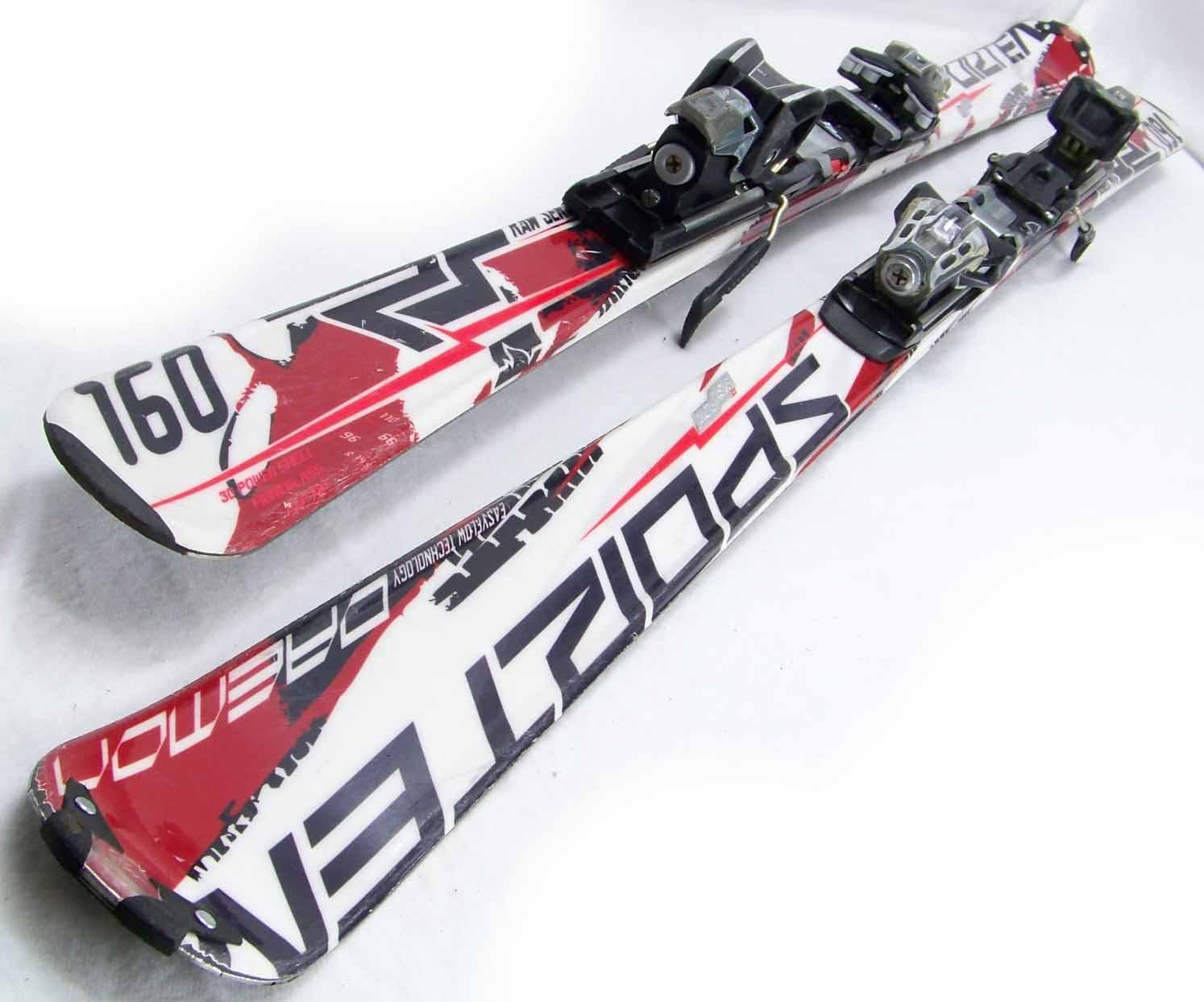 Sporten damon allround carver skiset cm alpin skier