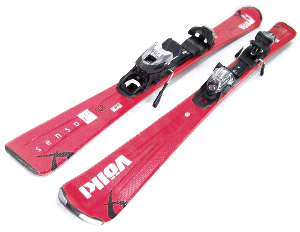 V lkl sensor 6 9 allround carver 148 cm skiset ski for Biegelinie tabelle