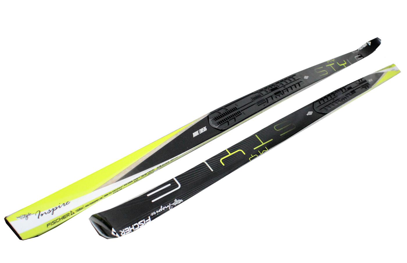 Détails sur Fischer Ski de Fond Inspiré My Style Nis 159 cm Ski de Randonnée S N