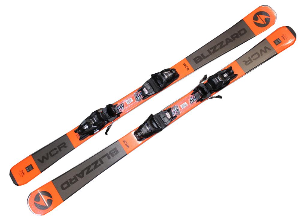 Bindung Marker TLT 10 Demo NEU S-N J18 Ski-Sets Alpin Blizzard WCR Racecarver Ski Set inkl