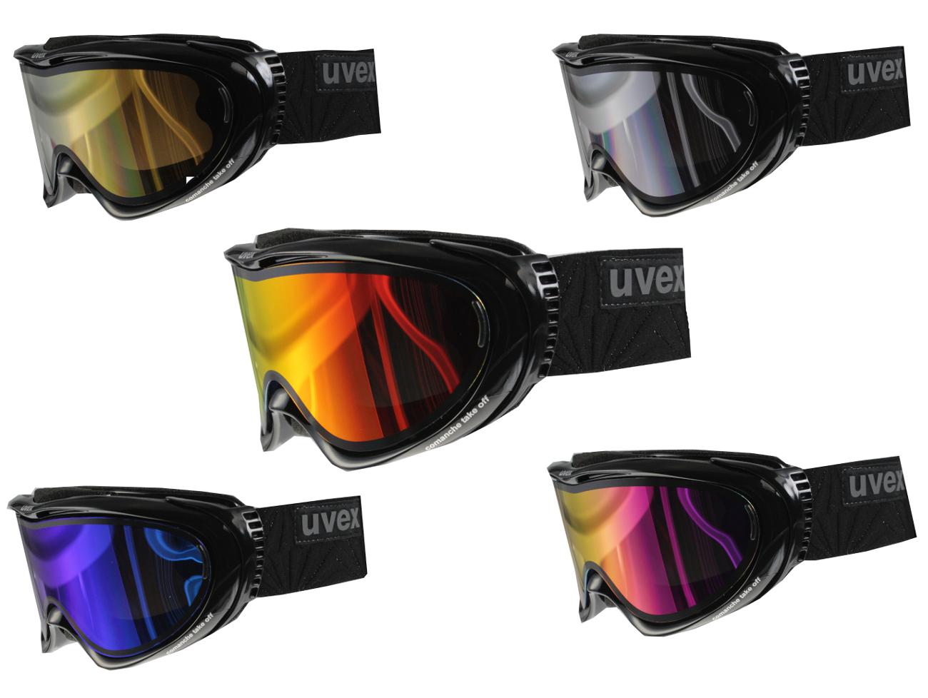 Uvex Comanche Top ski Gafas