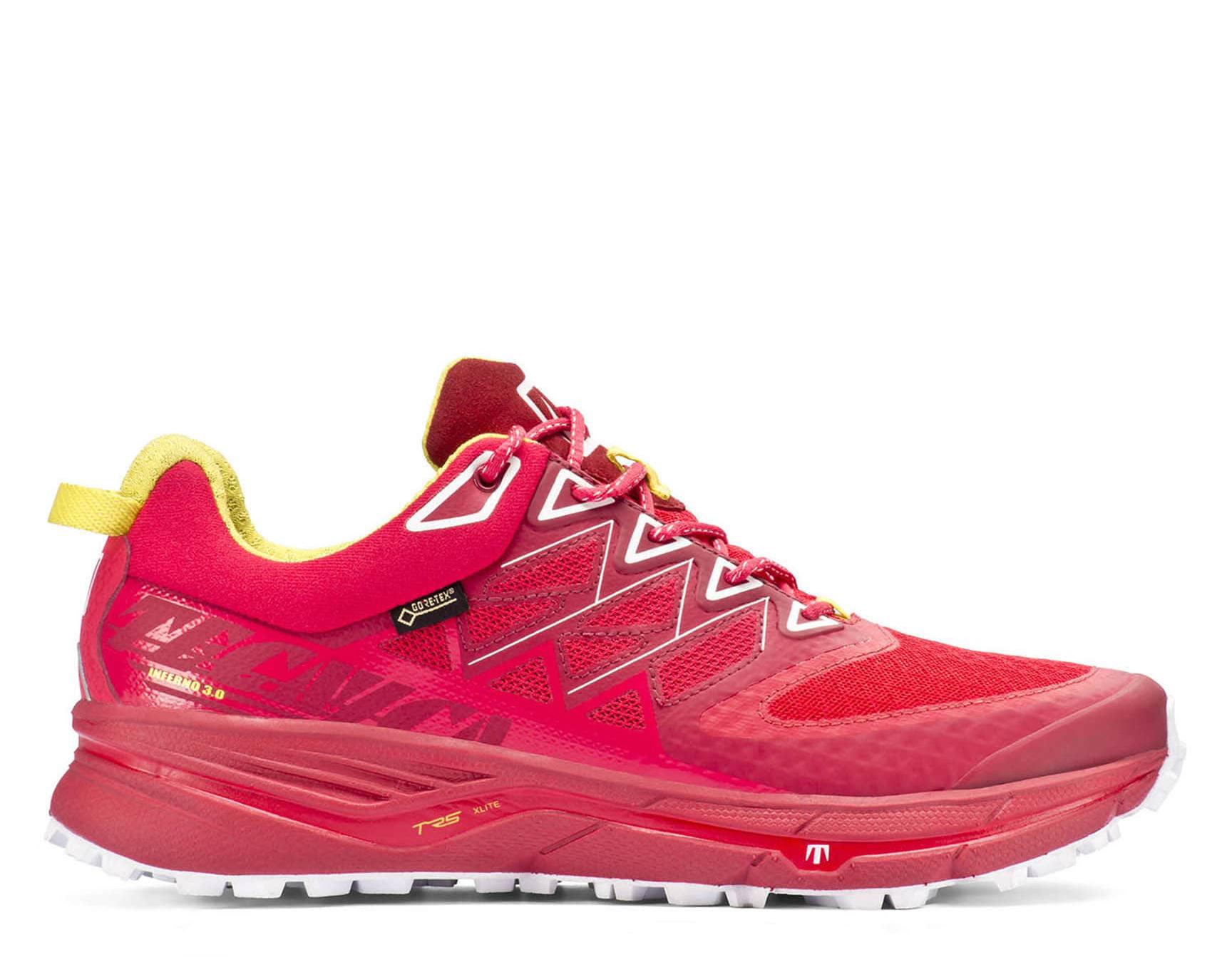 Details zu Tecnica Trailschuh Inferno Xlite 3.0 Gr 38 EU US 7 UK 5 Schuh pink Damen MN J18