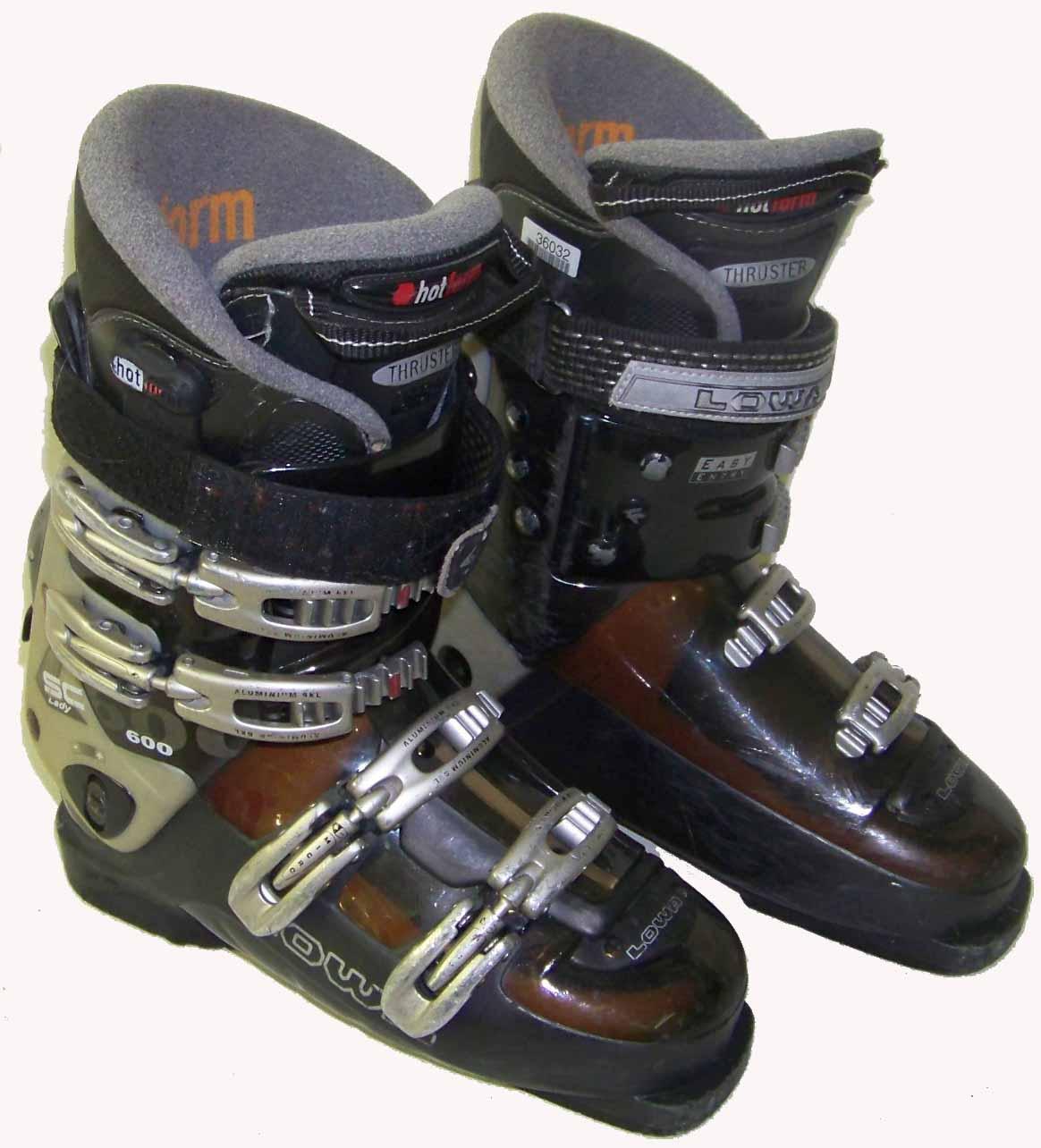 Lowa Sc 600 Lady Damen Skischuh 41 Eu 26 5 Mo Comfort Lady Skischuhe On Popscreen