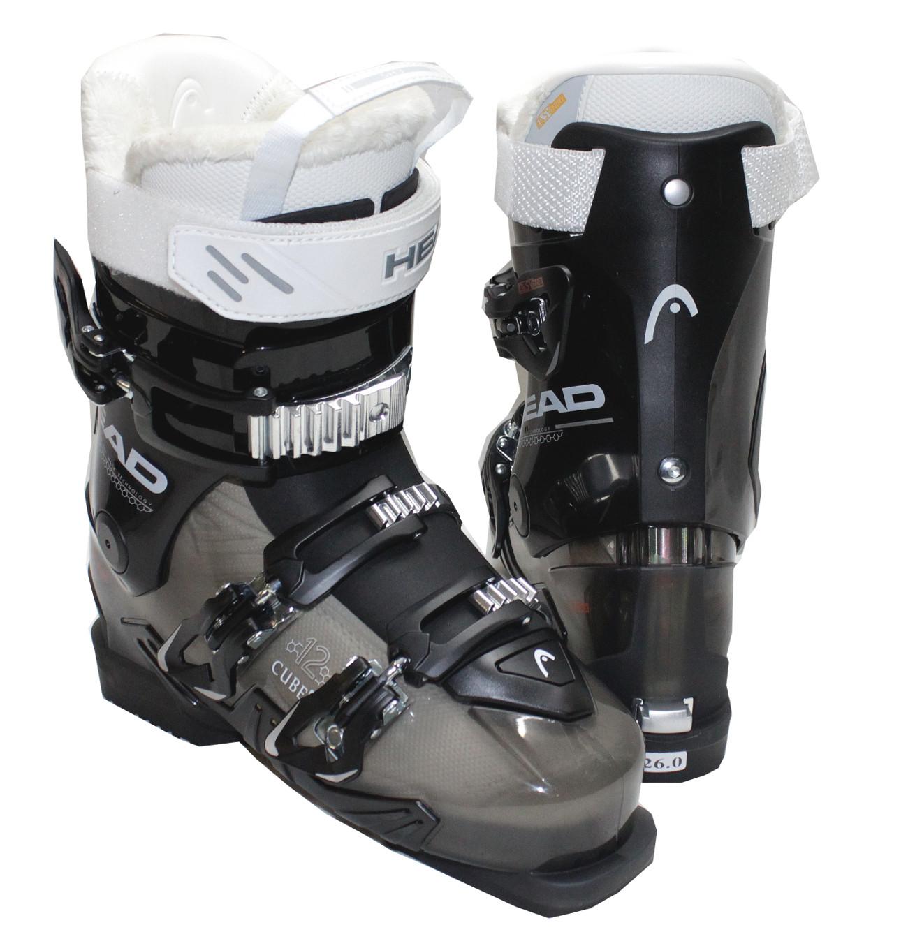 Head Cube 3 8 X W Skischuh Damen Heat Fit Innenschuh black anthracite Schuh S-N