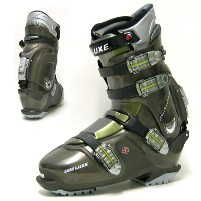 TALON SEMELLE Ensemble argent Snowboard Chaussures Bottes Rigides Raichle UKMW56uLdJ