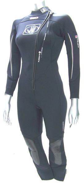 Body Glove Dive Ice Vest 0 1//8in Ice Vest Neoprene Shirt Hood Diving Wakeboard